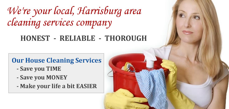 Your local Harrisburg PA Cleaning Service Company - Maid To Perfection of Harrisburg